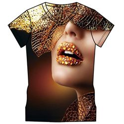 Sublimated #t-shirt, #clothing : Dye Sublimated #fabric printing services