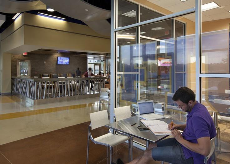 Florida International University FIU PG 5 Market Station Retail Classrooms Miami