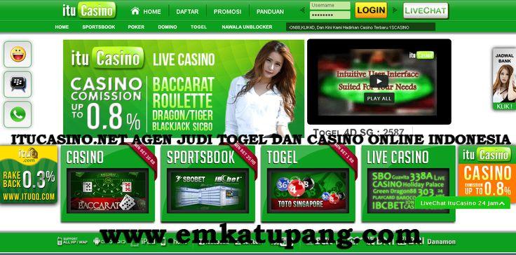http://www.emkatupang.com/itucasino-net-agen-judi-togel-dan-casino-online-indonesia/ ITUCASINO NET AGEN JUDI TOGEL DAN CASINO ONLINE INDONESIA http://www.emkatupang.com/itucasino-net-agen-judi-togel-dan-casino-online-indonesia/