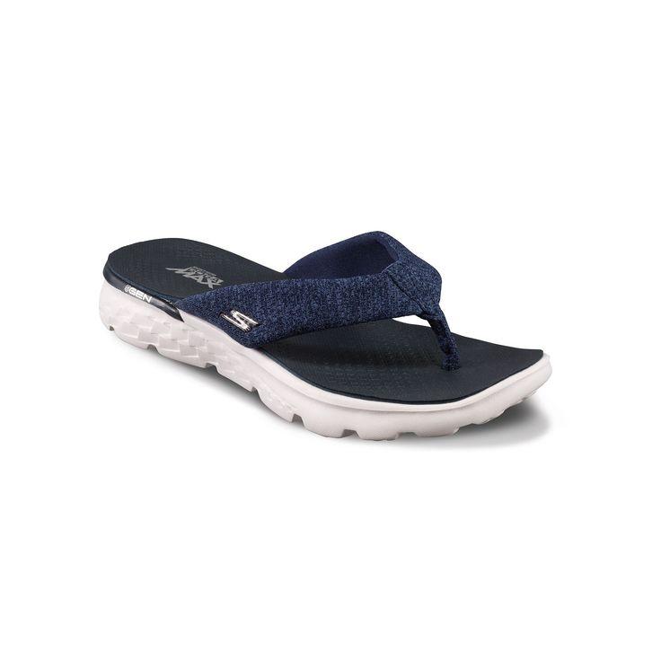 Skechers On the GO 400 Vivacity Women's Sandals, Size: 10, Med Blue