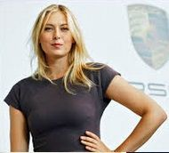 First and only girl in the top 10 list of highest paid endorsement DEALS, Sharapova makes $8.50 million year with his Nike contract almost double when her closes rival Sarena Williams get paid. (female player)