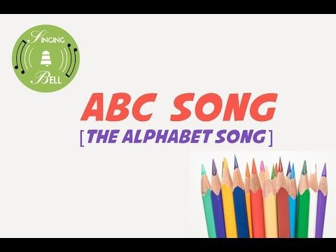 Nursery Rhyme > ABC Song (The Alphabet Song) - free mp3 audio download | Singing bell