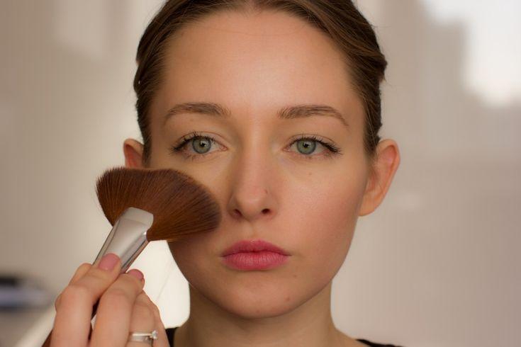 Modern Women | Opalanie twarzy krok po kroku | Tutorial | Golden Rose