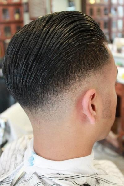 Pomade Hairstyles Inspiration 32 Best Men Hairstyle Images On Pinterest  Men's Cuts Barber Salon