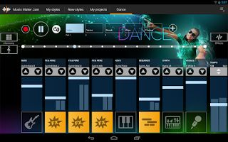 5 Aplikasi Pembuat Musik Android - Android pun kini telah bisa digunakan sebagai alat pembuat musik. dan tentunya aplikasi pembuat musik android gratis ini mudah didapatkan atau di download