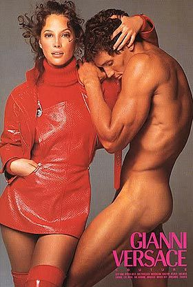The best add ever!! Gianni Versace 1994