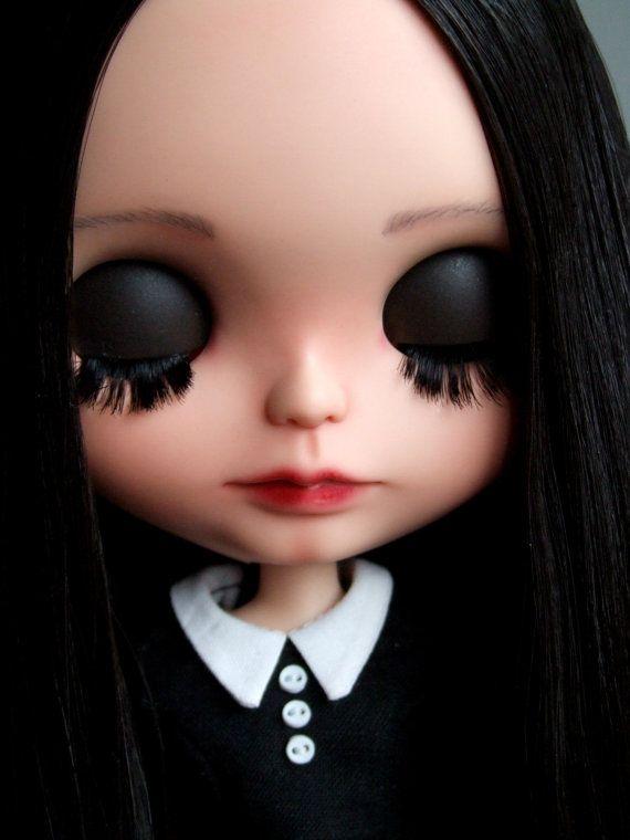 El miércoles Custom Ooak Blythe muñeca EBL por malkama por Malkama