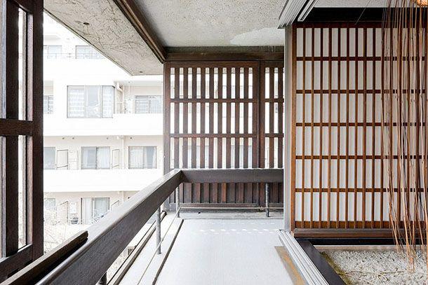 Sky House - by Kiyonori Kikutake