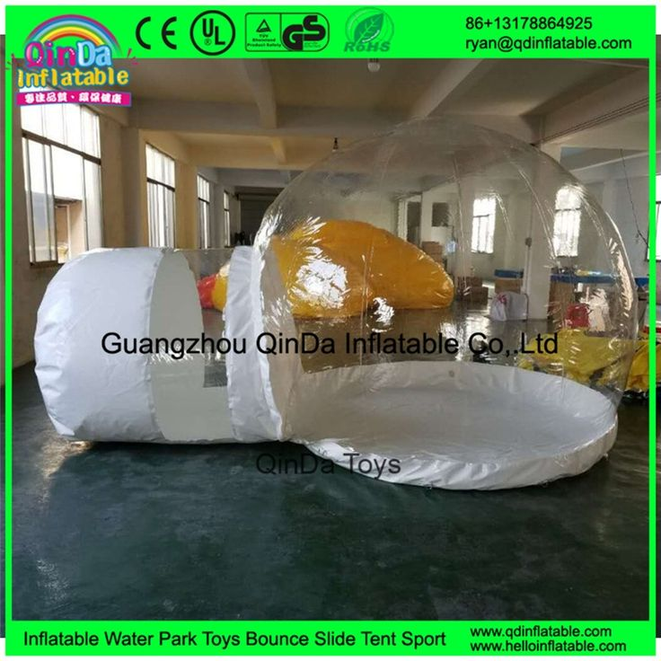 522.50$  Watch now - http://alicg7.worldwells.pw/go.php?t=32775831643 - Outdoor new arrival wterproof PVC inflatable clear camping tent transparent bubble tent for sale