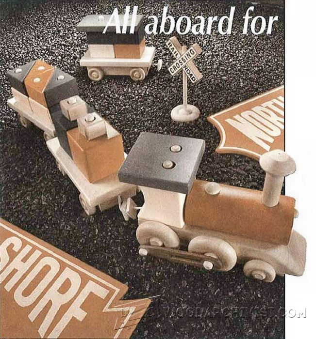 Wooden Toy Train Patterns : Images about wooden toy plans on pinterest
