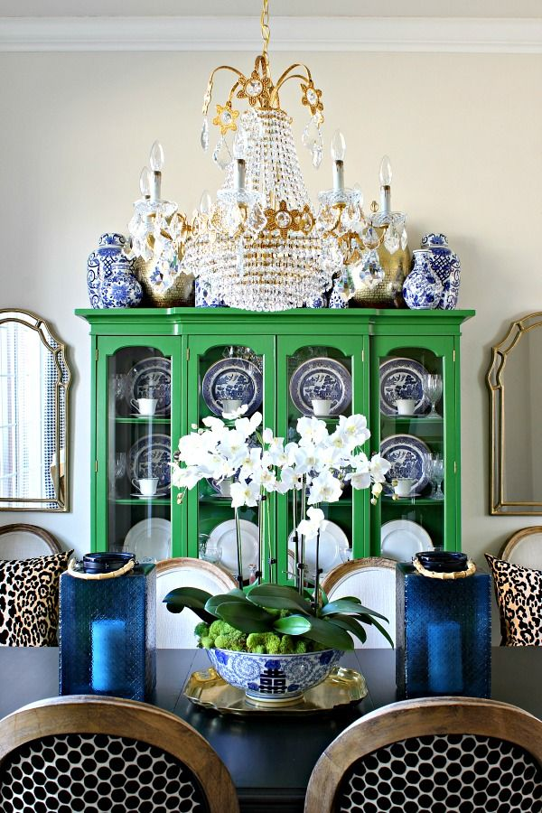 Dimples and Tangles: NEW (VINTAGE) CRYSTAL CHANDELIER AND DINING ROOM SOURCE LIST