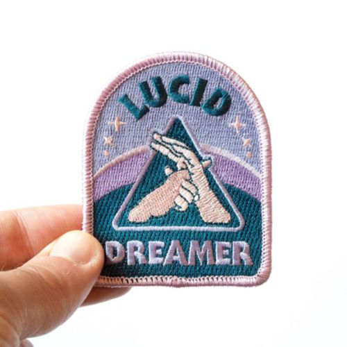 Lucid-Dreaming-Patches-Iron-Sew-On-Embroidered-Applique-Bag-Hat-Accessory-Badge