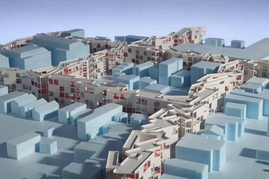 Thoughts on a Walking City   MOS Architects.  -parasitology