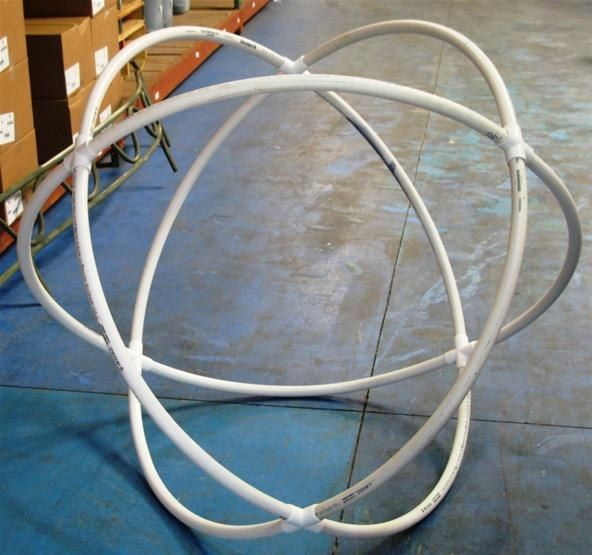 News time to get the bends and i don 39 t mean diving for Pvc pipe art ideas