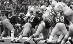 1983  Michigan Stadium  Ohio State 21  Michigan 24 #BeatOhio #PinToWin
