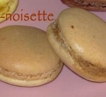 Recette - Macarons café-noisettes - Notée 4.5/5 par les internautes