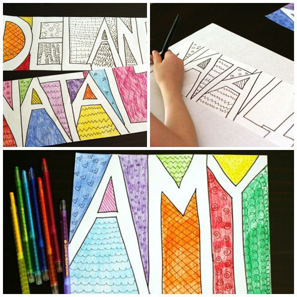 How often do you join in when your kids are creating? Doodle Names is a drawing project that parents and kids can enjoy working on side-by-side. I find that my girls and I always have interesting conversations while we sit... Continue Reading →