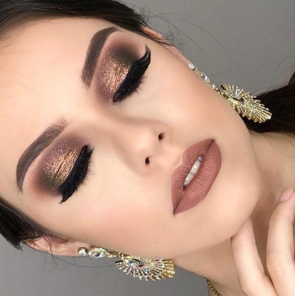 10 MAQUIAGENS DE FESTA PERFEITAS PARA FORMANDAS E MADRINHAS-Maquiagem de festa para madrinha de casamentoe  formanda. Makeup