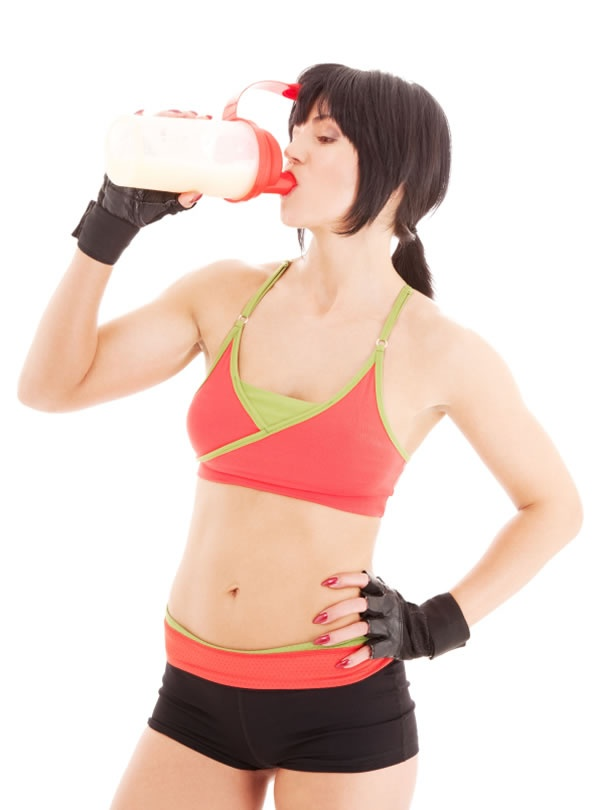 Protein Shakes: The Benefits for Women Health