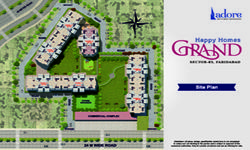 Buy Huda approved 2 Bhk and 3 Bhk Affordable Flats in Faridabad at prime location of Neharpar, Greater Faridabad.