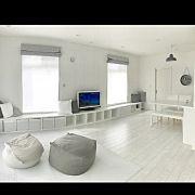 Lounge/無印良品/IKEA/ベンチ/ニトリ/シンプル...などのインテリア実例 - 2018-01-27 12:31:17