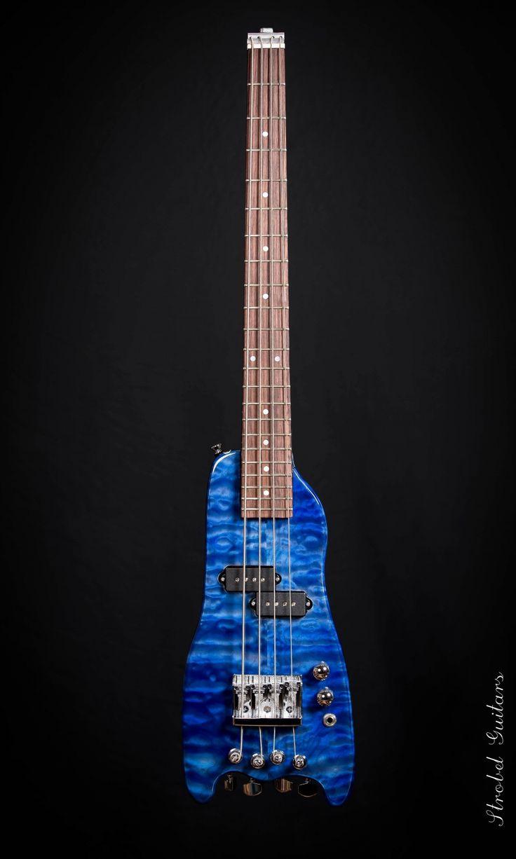 7 Best Music Images On Pinterest Bass Guitar Chords Traveler Wiring Diagram Rambler Strobel Travel Guitars Https Strobelguitars