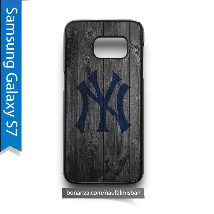 New York Yankees Custom #2 Samsung Galaxy S7 Case Cover