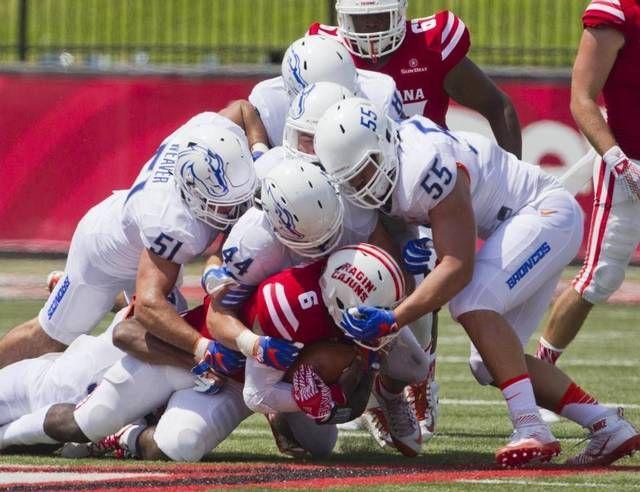 Watch Idaho vs Louisiana Lafayette College Football Week 10 Live Coverage