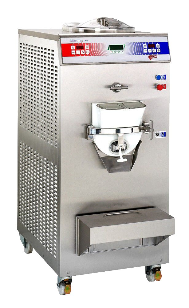 Distributor of Bravo Executive 1020 pastry and gelato makers and machines. We also distribute gelato display cases, batch freezers and espresso machines.