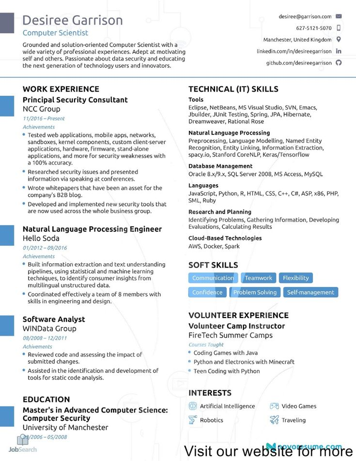 free downloadable resume template microsoft word design ...