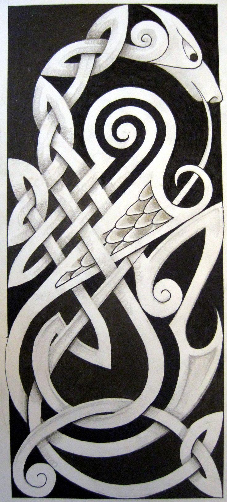 celtic2 by knotty-inks.deviantart.com on @deviantART