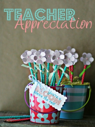 10 DIY teacher gift ideas | Family Focus Blog