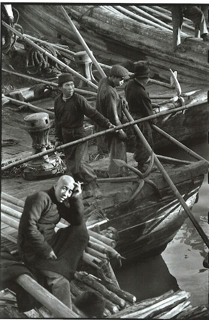 Shanghai, 1948 by Henri Cartier-Bresson