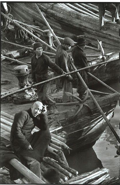 Shanghai, 1948 by Henri Cartier-Bresson