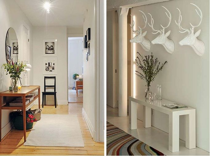 Decora o de corredor de apartamento pequeno pesquisa - Ultimas tendencias en decoracion de paredes ...