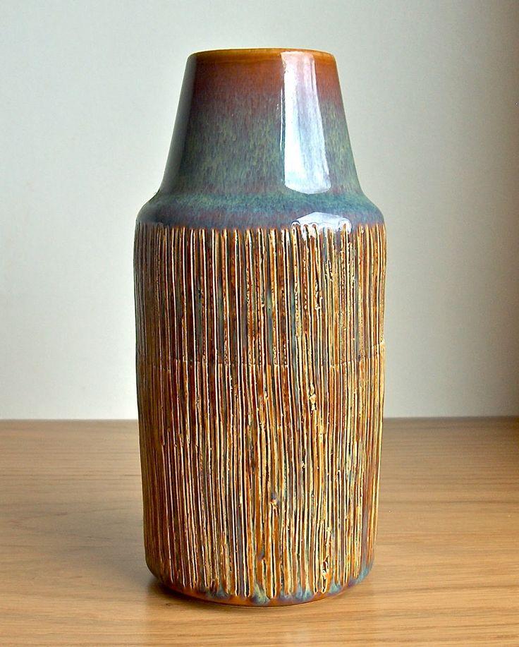 Svend Aage Jensen - Soholm Danish vases
