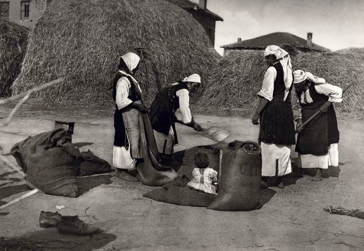 Fred Boissonnas- Μακεδονία,λίχνισμα,1911.