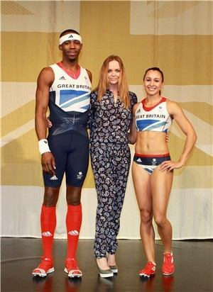 Team GB Olympic kit revealed: The official Team GB kit designed by Stella McCarteny for adidas was unveiled today and Zest had a front row seat at the launch!