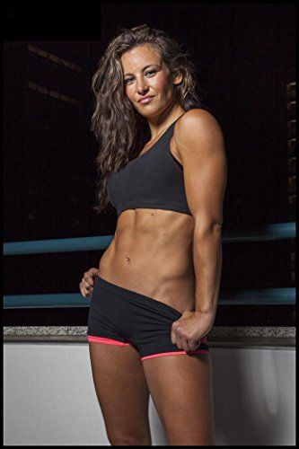 Miesha Tate Hot Girl Fighter MMA Fabric Cloth Rolled Wall Poster Print  Size 36 x 24  20 x 13 * Continue to the product at the image link.Note:It is affiliate link to Amazon.