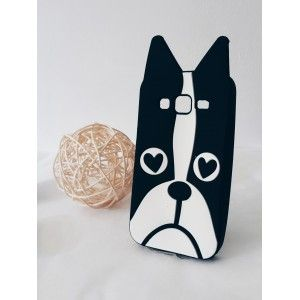 Etui obudowa PIESEK Samsung Galaxy Core Prime LTE | Dog Pies gumowe etui
