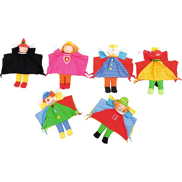pacynki z drewnianą główką #creative #wooden #toys #kids #hand puppet  http://www.mojebambino.pl/komunikacja/1393-pacynki-z-drewniana-glowka.html