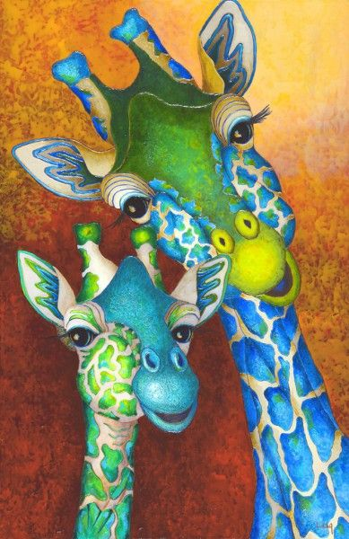 New place to see animals in pajamas, either in the gallery in Neuilly sur Seine, or on the Starter gallery website.