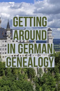 If you're going to do German genealogy, watch this free video on using the best German place finder online.
