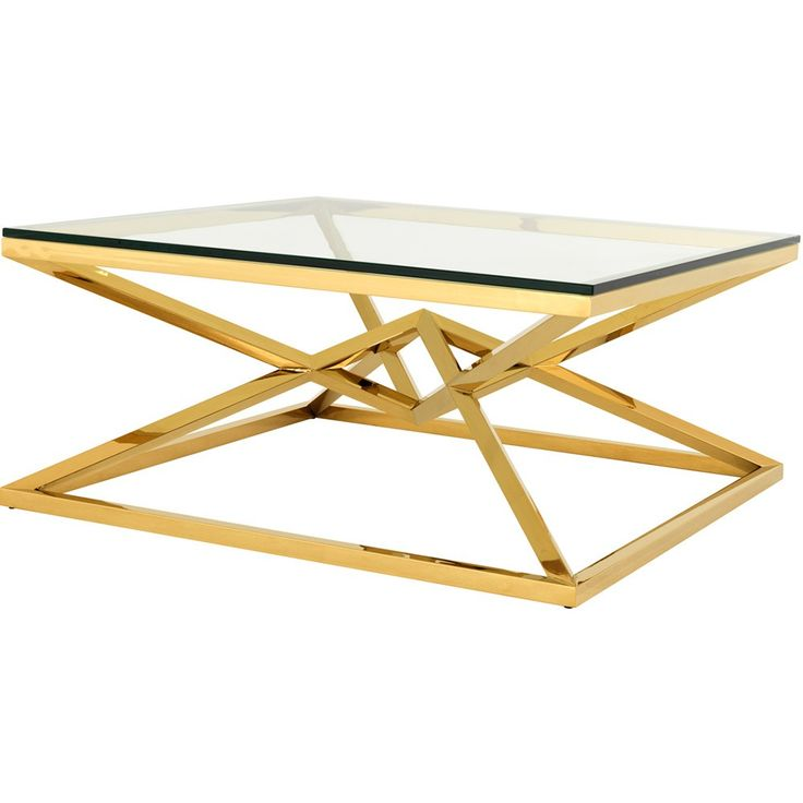 Eichholtz Connor Coffee Table Gold Online With Houseology S Price Promise Full Collection Uk International Shipping