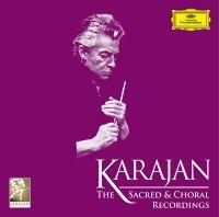 카라얀: 종교음악과 합창음악 [29CD 한정반]