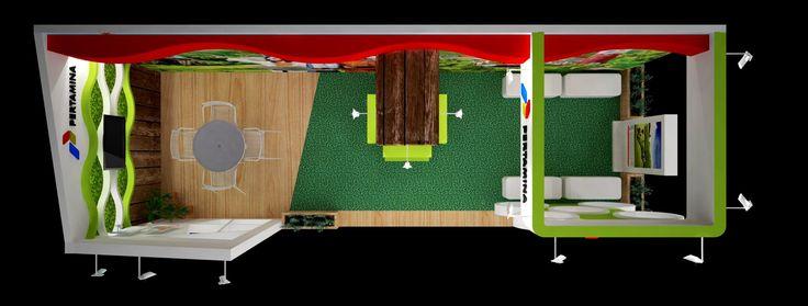 pertamina booth 2015