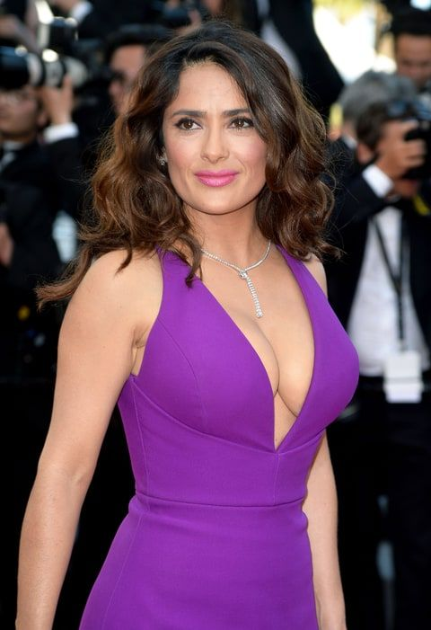 The 25 Best Salma Hayek Bra Size Ideas On Pinterest