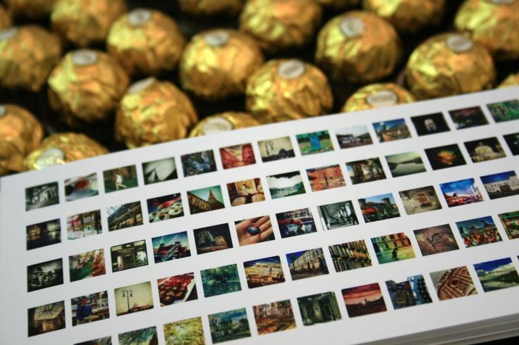 Ferrero Rocher by Cristina Pellerino