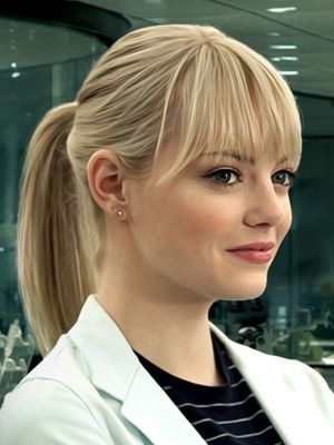 "Emma Stone's makeup in ""The Amazing Spiderman"". Her makeup artist, Ve Neill, tells how to get it."