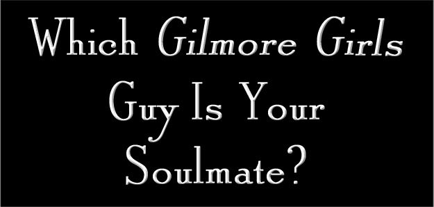 "Which ""Gilmore Girls"" Guy Is Your Soulmate?  You got: Dean Forester Everyone thinks that he's simple, but Dean is passionate. He fights for what he wants, even if it's not always in the best way. But he loves you and wants what is best for you. As long as Rory isn't around you should be all set for a life of love and romance!"